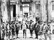 1920年一个日本人镜头下的少林寺