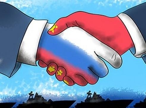 外媒評中俄相處之道:中國甘居第二