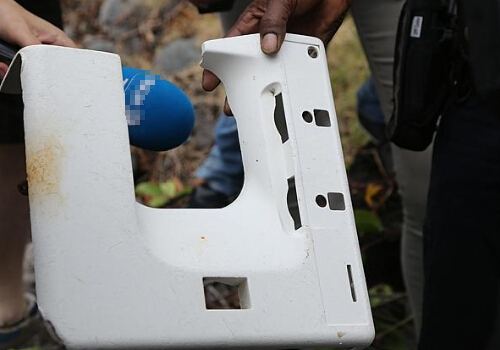 MH370最新消息:留尼汪岛发现形似机窗物体