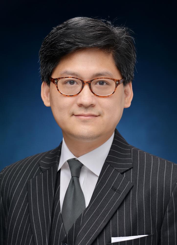 黃惠沖任法律政策專員