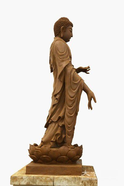 泥塑佛像的制作步骤详解