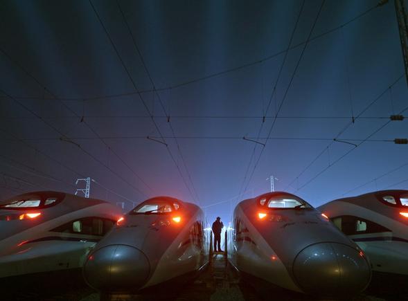 中日争建印尼高铁 日本需8年中国称3年就完工