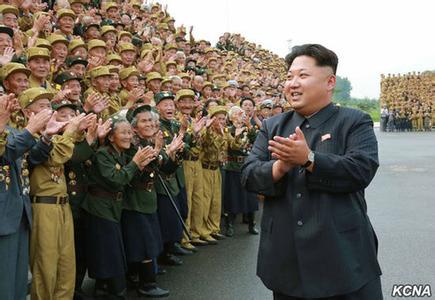 """朝鲜两大""""军头""""缺席重要活动 或失势?或伐谋?"""