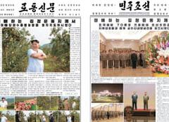 """金正恩妹妹主導朝鮮4大報刊""""全綵"""" 凸顯宣傳價值"""