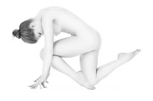 瑜伽,最能展示女性力量的运动