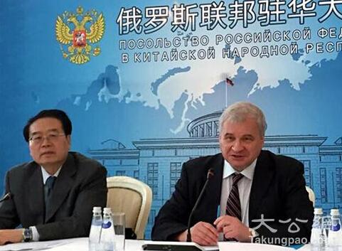 """西方质疑中国阅兵""""和解诚意不足"""" 中俄高官驳斥"""