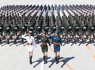 觀察:未來7年中國還可能舉行幾次大閲兵?