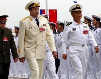 美媒关注中俄军事合作 称俄借中国之手对付美国