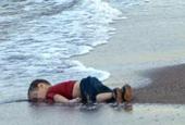 他不是唯一一個死在海灘上的孩子