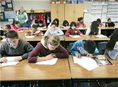 加州公校標準測試成績:亞裔領先拉丁裔非裔落後