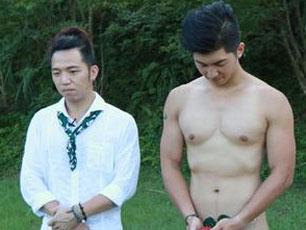 台湾推裸体真人秀节目 邀猛男及德国女老师出镜