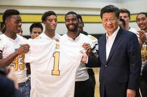 乒乓之后中国拿什么和美国外交