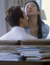 難怪會假戲真做!劉亦菲與男友宋承憲拍激情戲尺度超大