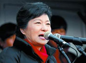 觀察:朴槿惠聯大演説釋放的政治意圖