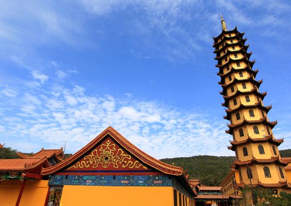 千年古刹正觉寺历经14载重建落成 尽显齐鲁文化厚重
