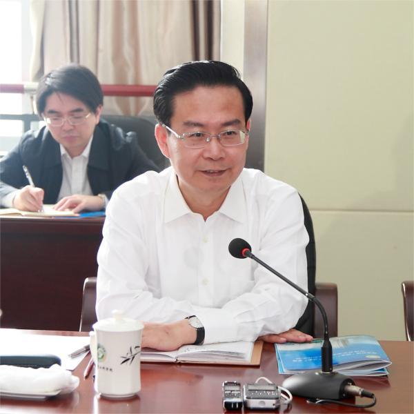 福建省长苏树林涉严重违纪接受组织调查