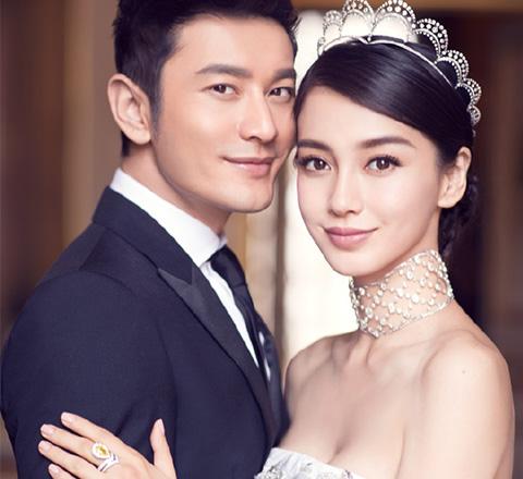 黃曉明舉辦世紀婚禮 除了VERA WANG哪家婚紗強