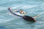 渤海一漁船沉沒 12人失蹤