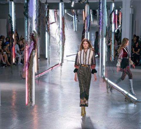 时尚从业者 经济效益成永恒趋势