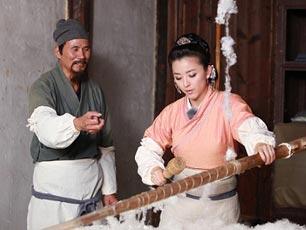 黃小蕾《咱們穿越吧》彈棉花做棉被 呼籲保護傳統文化