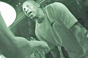 喬丹現身中環夜店打枱球 與男子發生口角