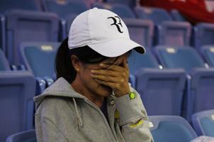 上海賽費德勒爆冷出局 粉絲寒風中落淚