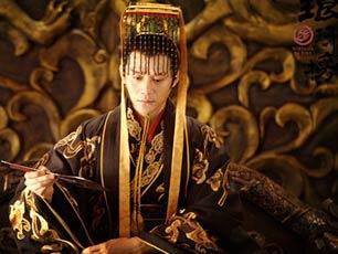 《琅琊榜》《他來了》無縫對接 王凱繼續霸屏模式
