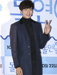 《突然变异》在首尔举行试映会 李光洙朴宝英出席