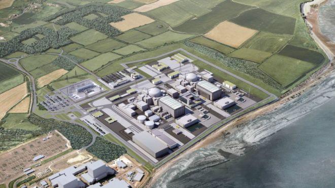 欣克利角核电站属于法国能源公司edf的英国分公司