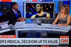 乌龙!CNN报道奥多姆病情误用阿德头像