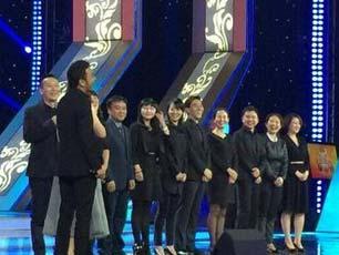 猴年春晚总导演吕逸涛首度亮相 自信:看我们72变