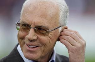贝肯鲍尔否认德国贿选2006世界杯:没送任何人钱