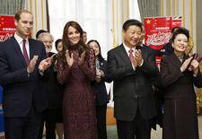 """扈大威:習主席國事訪問啟中英關係""""黃金時代"""""""