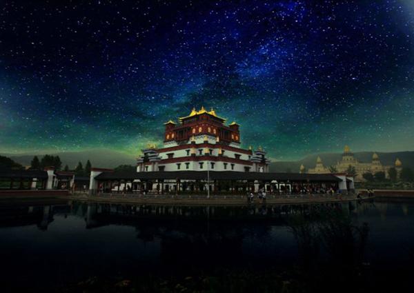 灵山梵宫:无与伦比的人间佛国