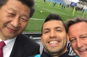 英网民谈习近平热爱足球:他是外交舞台上的足球先生