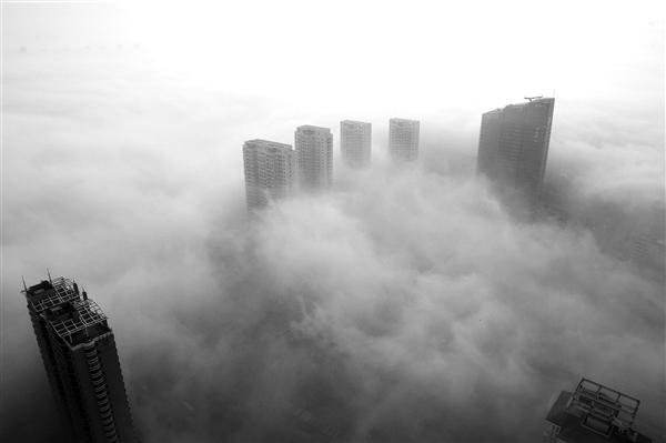 芬兰支招中国治霾:10年内达欧洲空气标准