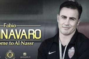卡纳瓦罗又当教练了,这次要去沙特豪门