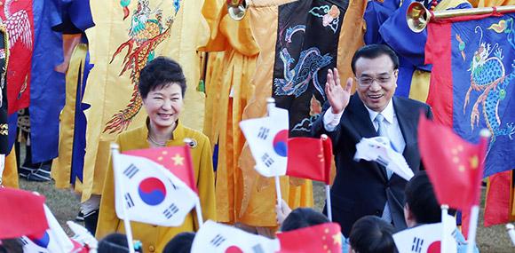 解讀:朴槿惠高規格接待李克強的潛台詞
