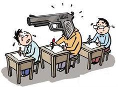 """中国学生雇""""枪手""""替考托福和SAT 或被罚5年监禁"""