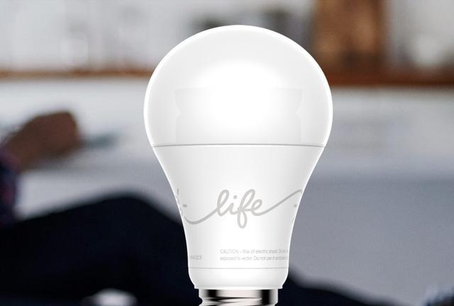 通用电气发布全新灯泡系列 可根据时间变色