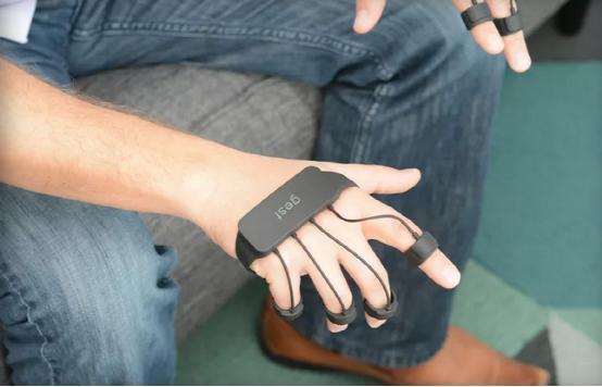 """Gest体感""""手套""""控制器使用上更加简单实用"""