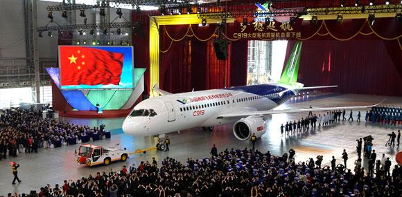 國產大客機7年磨一劍 部分技術勝波音737