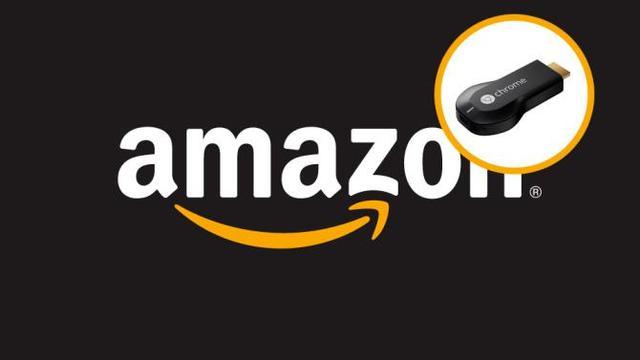 亚马逊将Apple TV和Chromecast从网站上下架