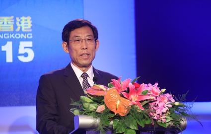 姜在忠冀香港做好中国与全球金融中转站
