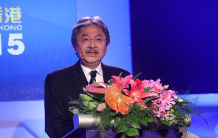 曾俊华:香港可发展成亚洲主要财资中心