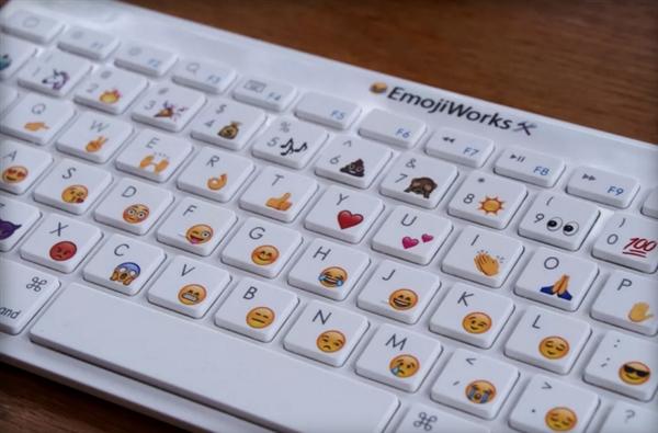 史上最萌键盘 只因有了它