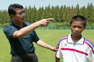 徐根宝:上海足球未来还看我们 有个12岁小孩天赋超武磊