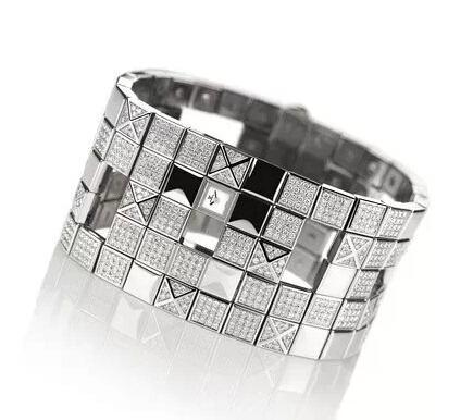 盘点世界上最贵的手表 一块表抵上好几辆法拉利
