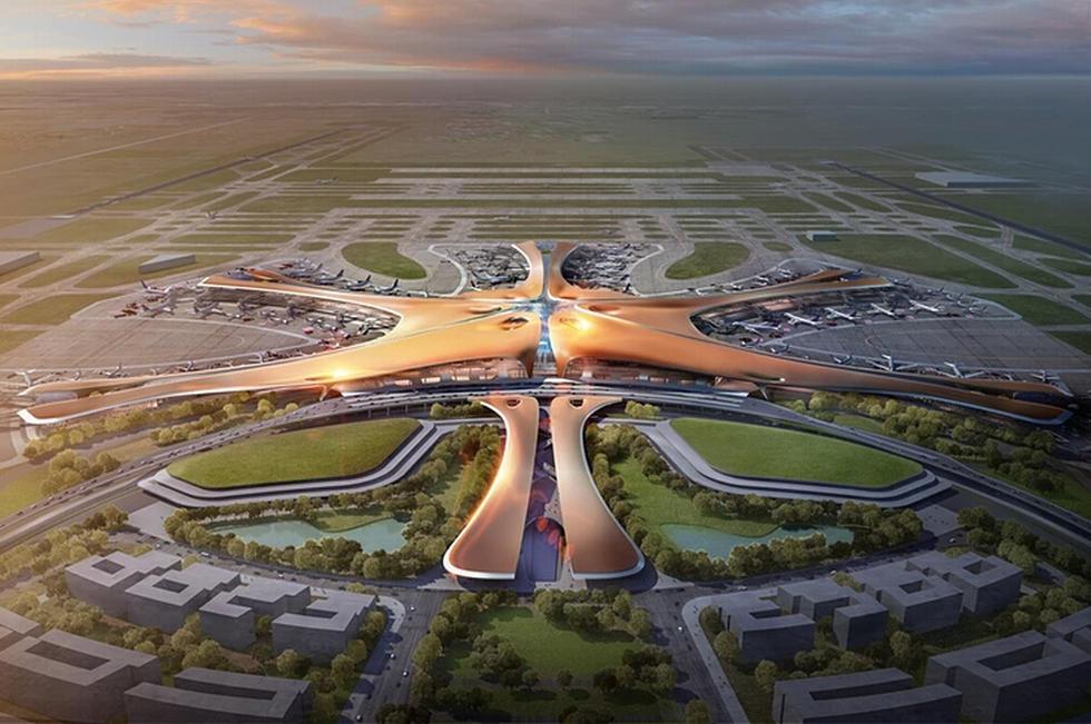 """英媒评选""""新世界七大奇迹"""" 北京机场居首"""