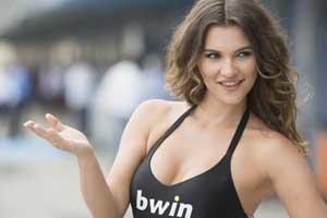 2015赛季MotoGP赛车女郎